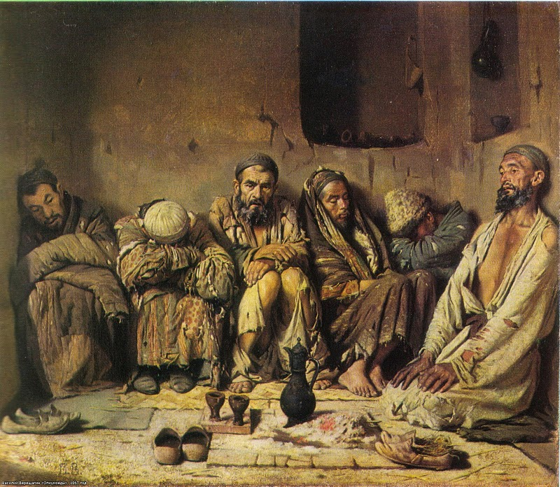 eaters-of-opium-,vasily vereschagin,1868