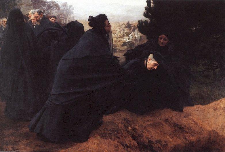 Emile_Friant_La_Douleur_1898