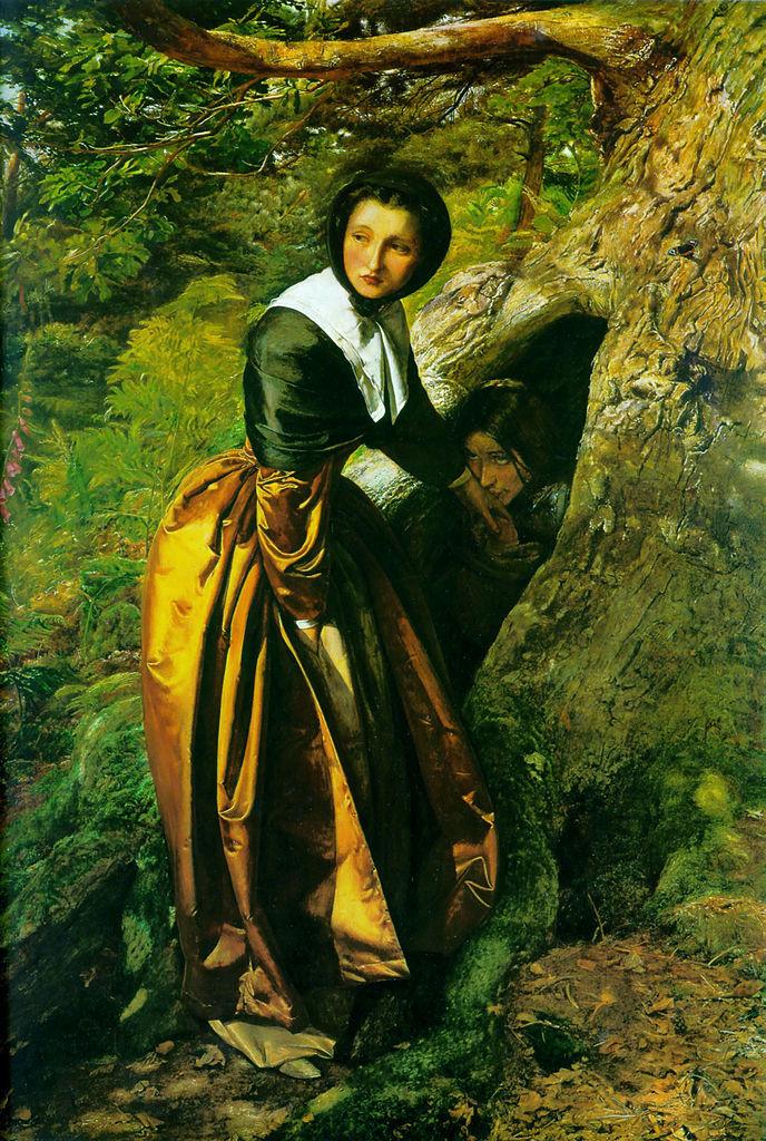John-Everett-Millais-The-Proscribed-Royalist-1651-1853