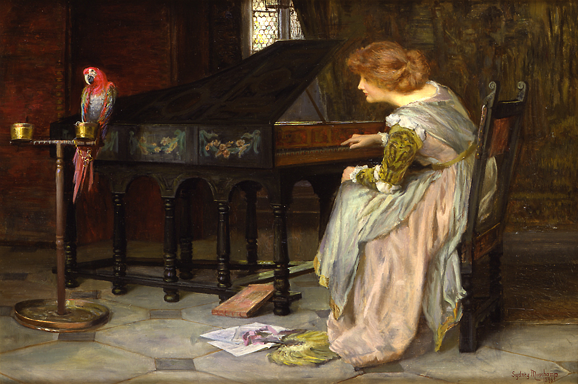 francis_sydney_muschamp_a2982_the_music_lesson