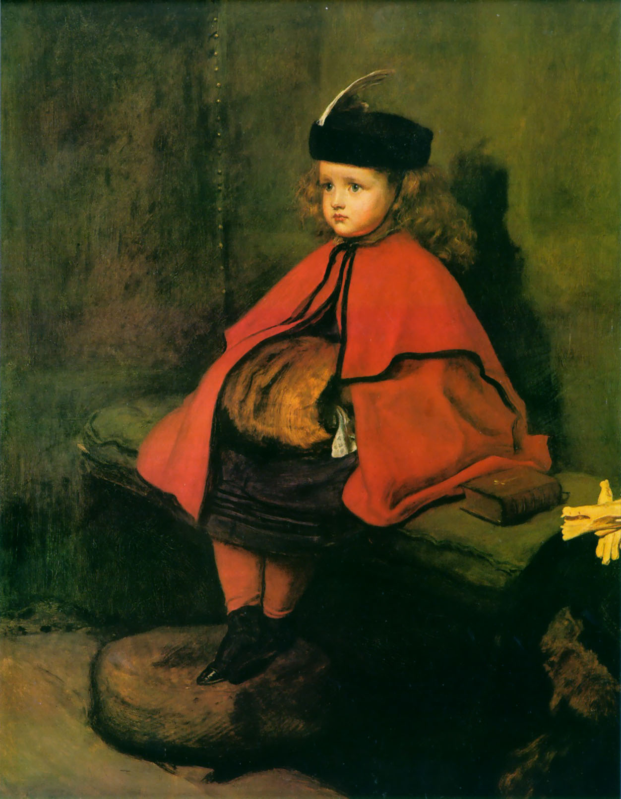 My_First_Sermon_Millais