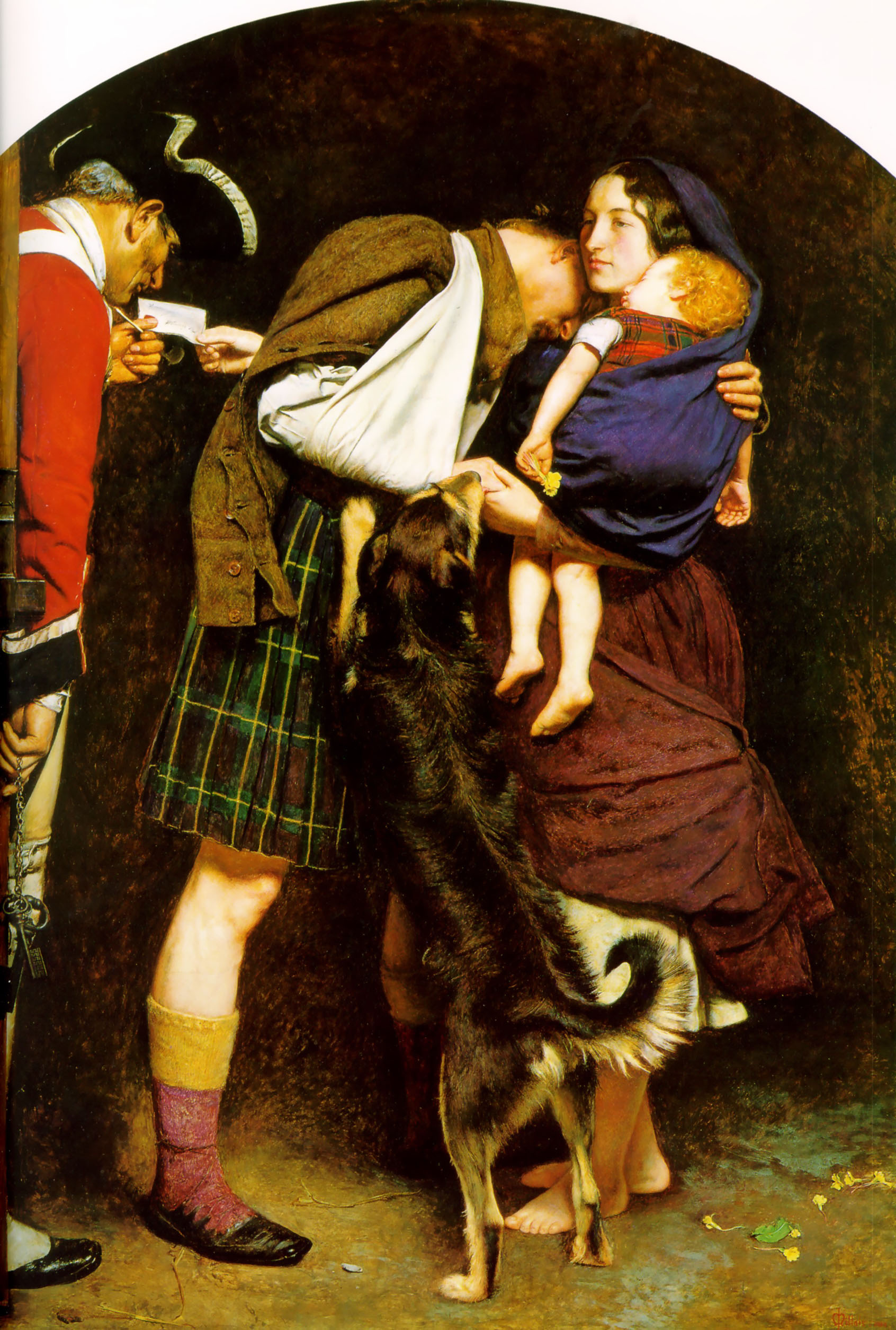 The_Order_of_Release,_1746_Millais
