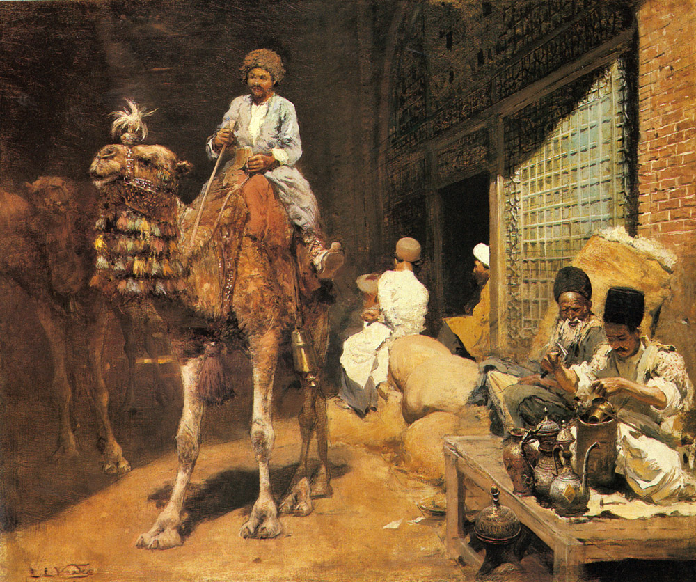 a-marketplace-in-ispahan-1885_Weeks