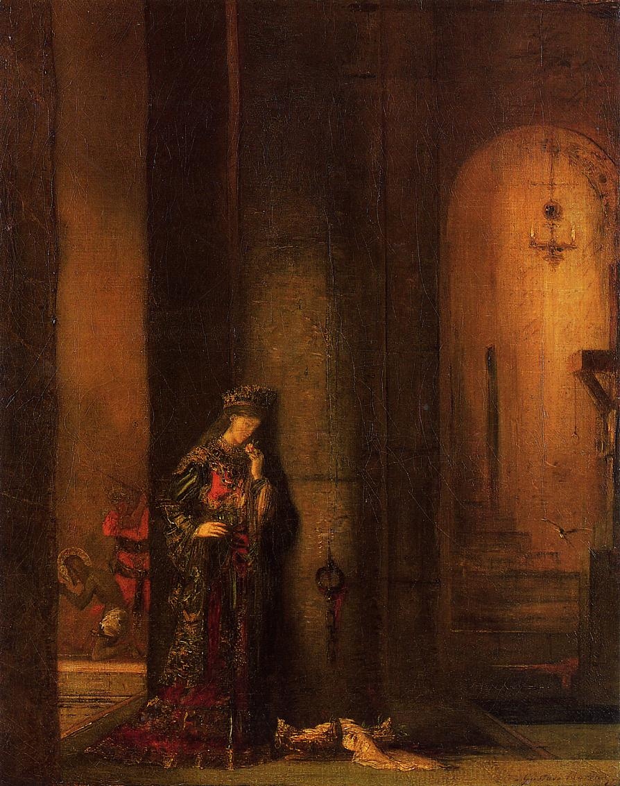 salome-in-prison-1876_moreau