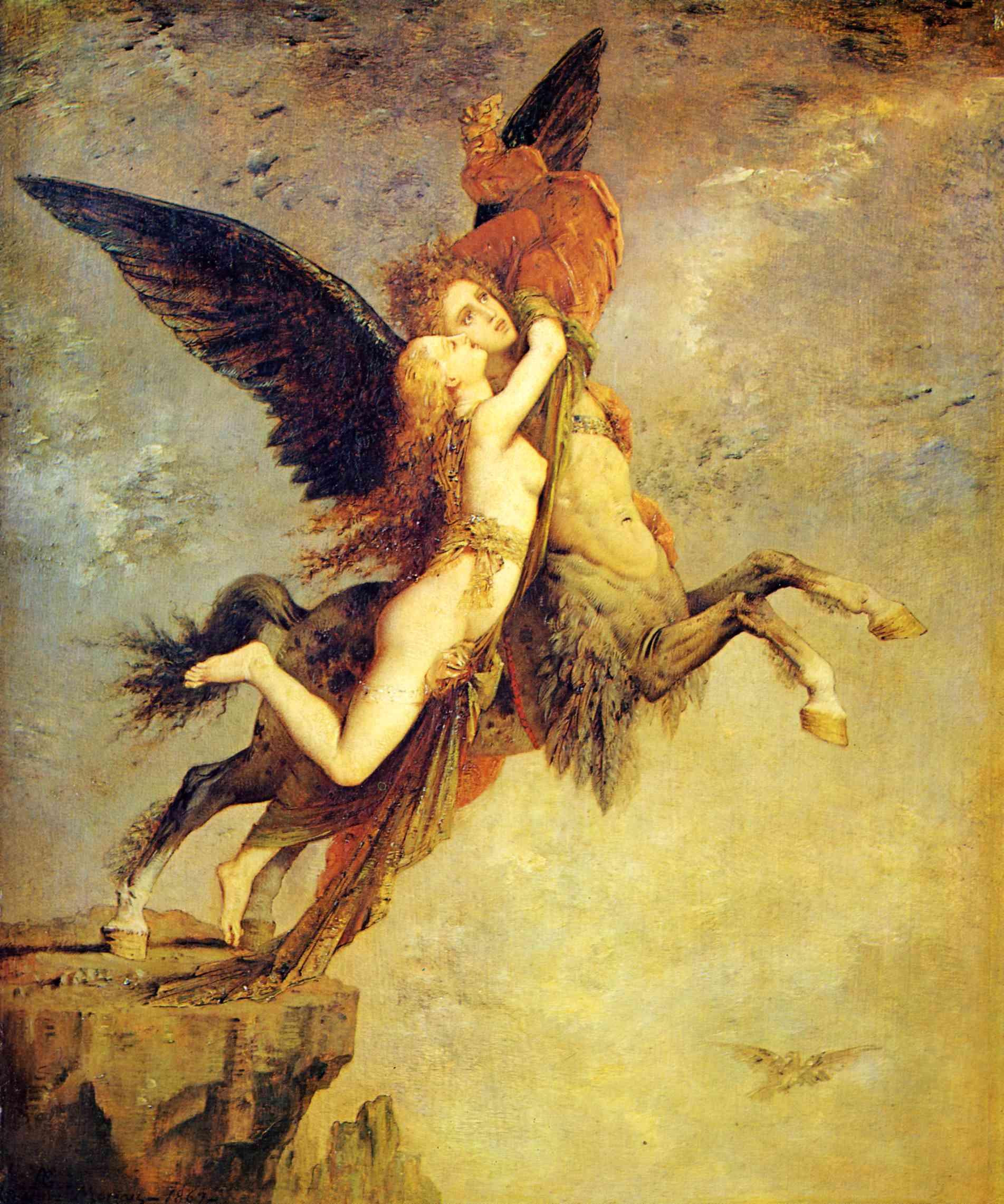 the-chimera-1867_moreau