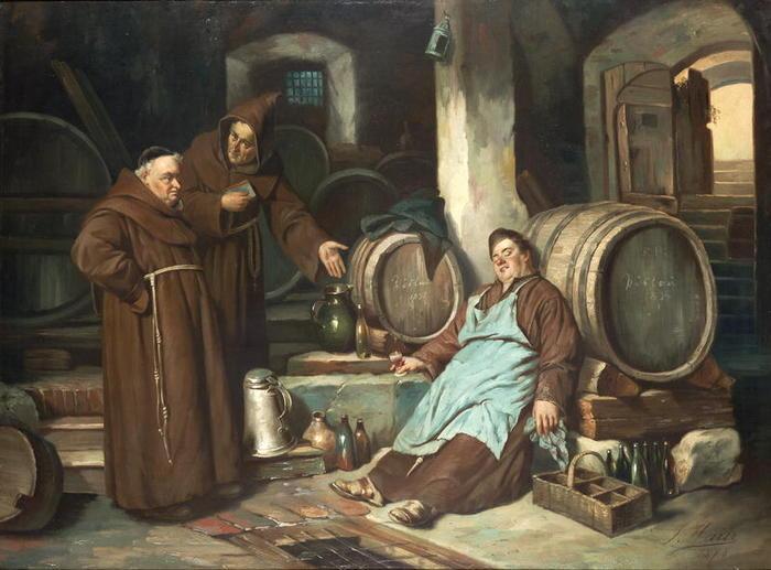 Monges germânicos