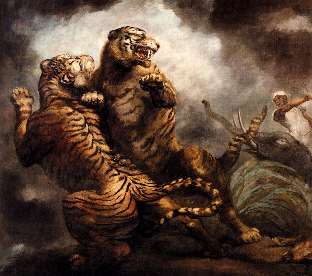 James-Northcote-Tiger-Hunting