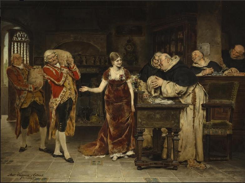 AntonioCasanovayEstorach1847-1896-Thedonation1885