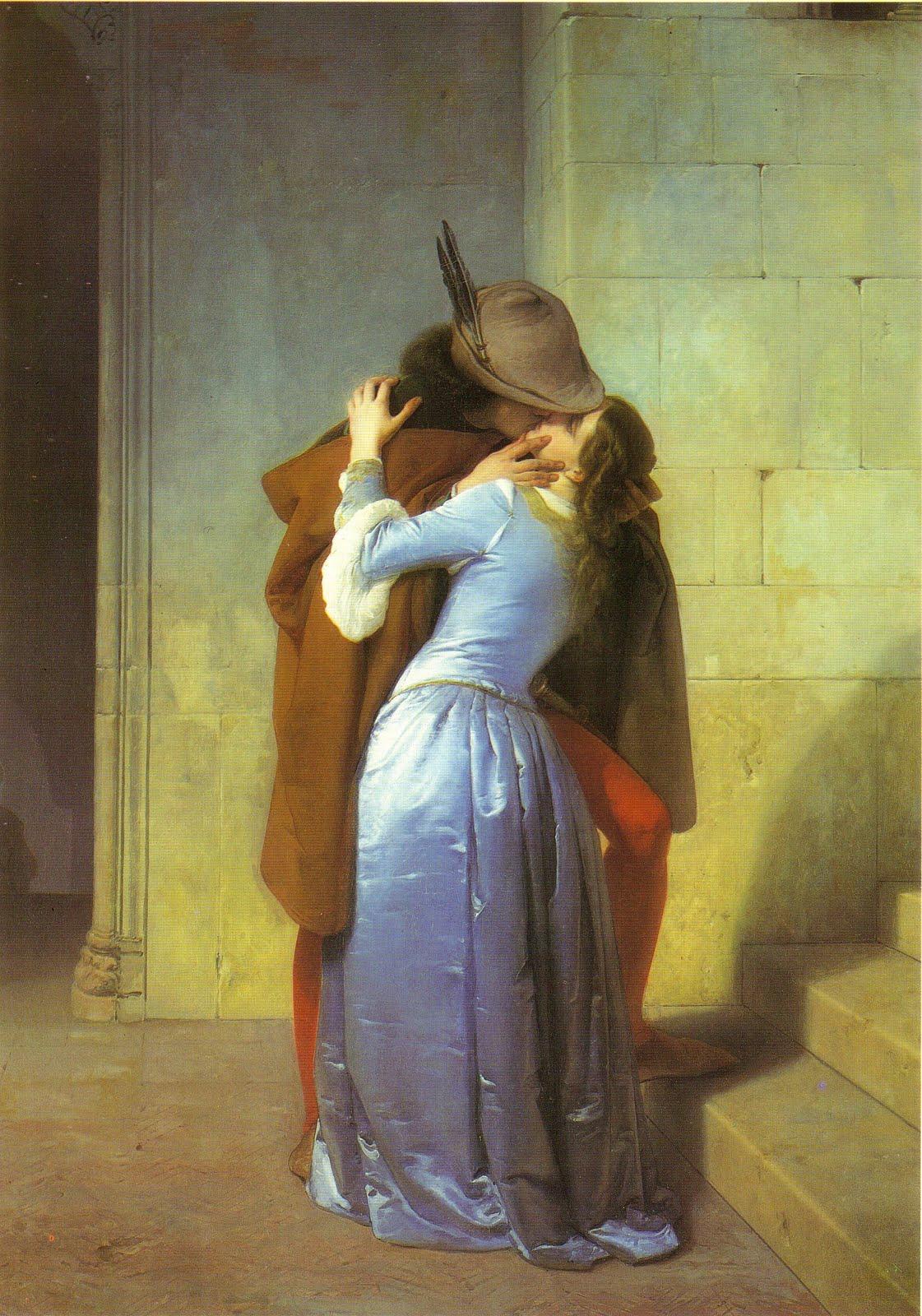 HAYEZ - Il bacio-kiss