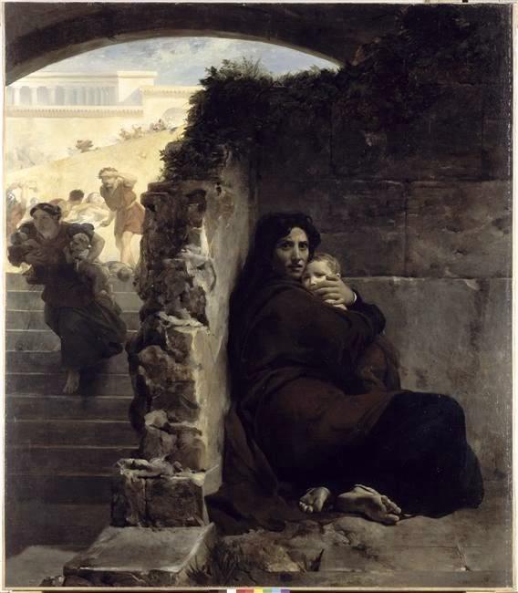 LeonCogniet--MassacreoftheInnocents1824