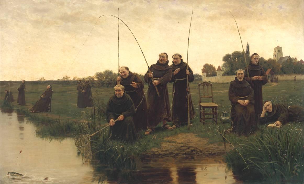 Thursday 1880 by Walter Dendy Sadler 1854-1923(tomorrow_its-friday)
