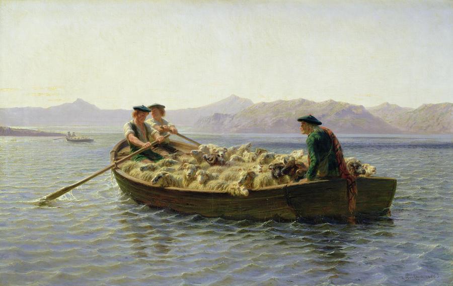 rowing-boat-rosa-bonheur