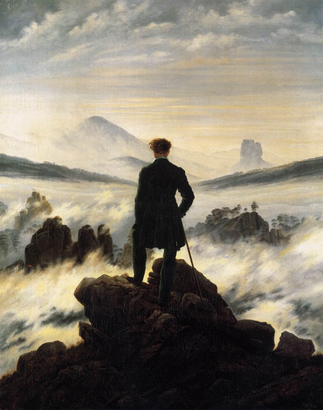 the-wanderer-above-the-mists-caspar-david-friedrich