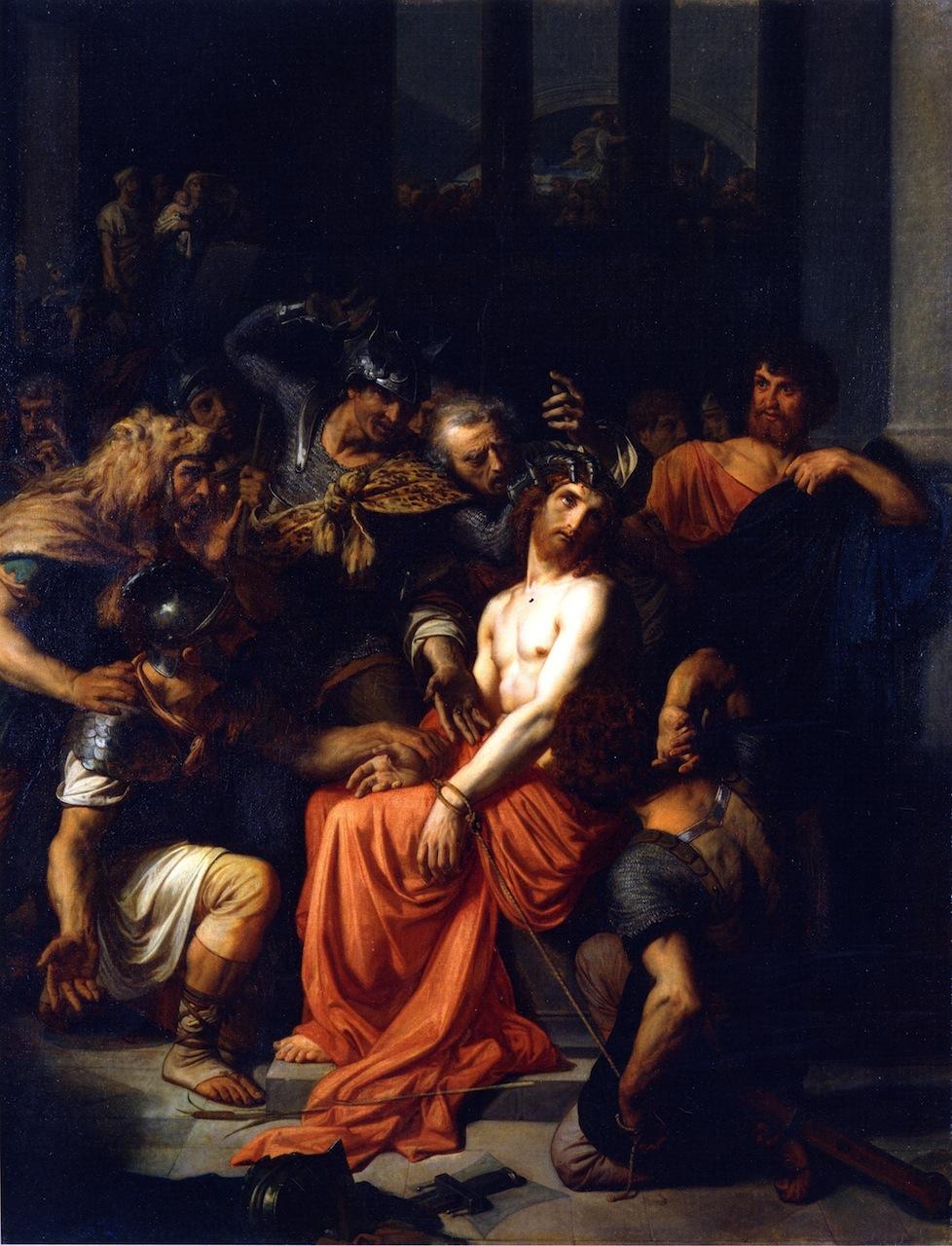Alexandre-Cabanel-xx-The-Mocking-of-Christ-xx-Ecole-des-Beaux-Arts