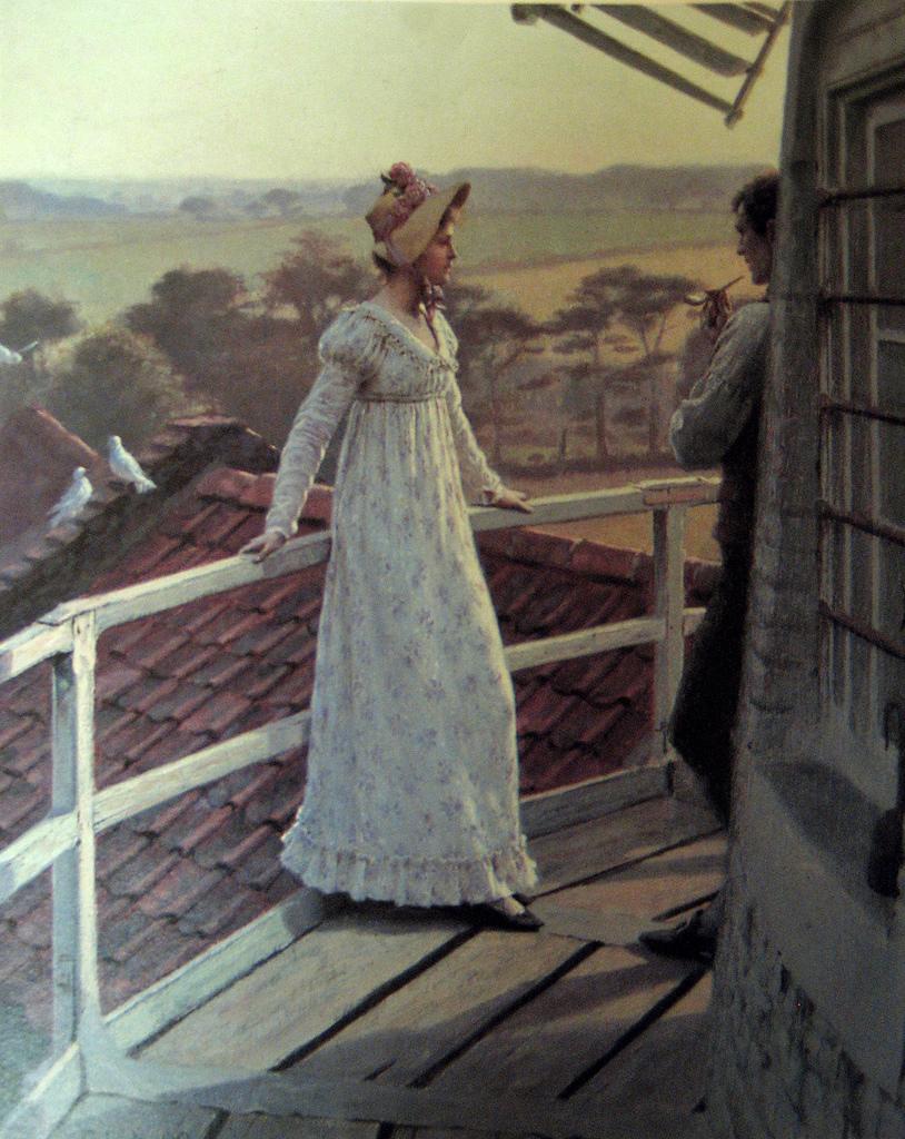 Edmund_Blair_Leighton_-_The_Windmiller's_Guest