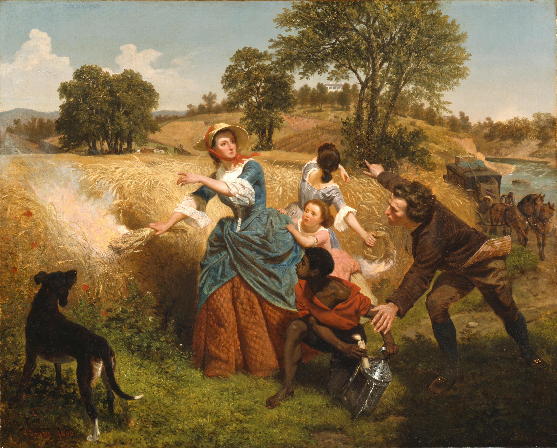 Emanuel_Gottlieb_Leutze_-_Mrs._Schuyler_Burning_Her_Wheat_Fields_on_the_Approach_of_the_British_