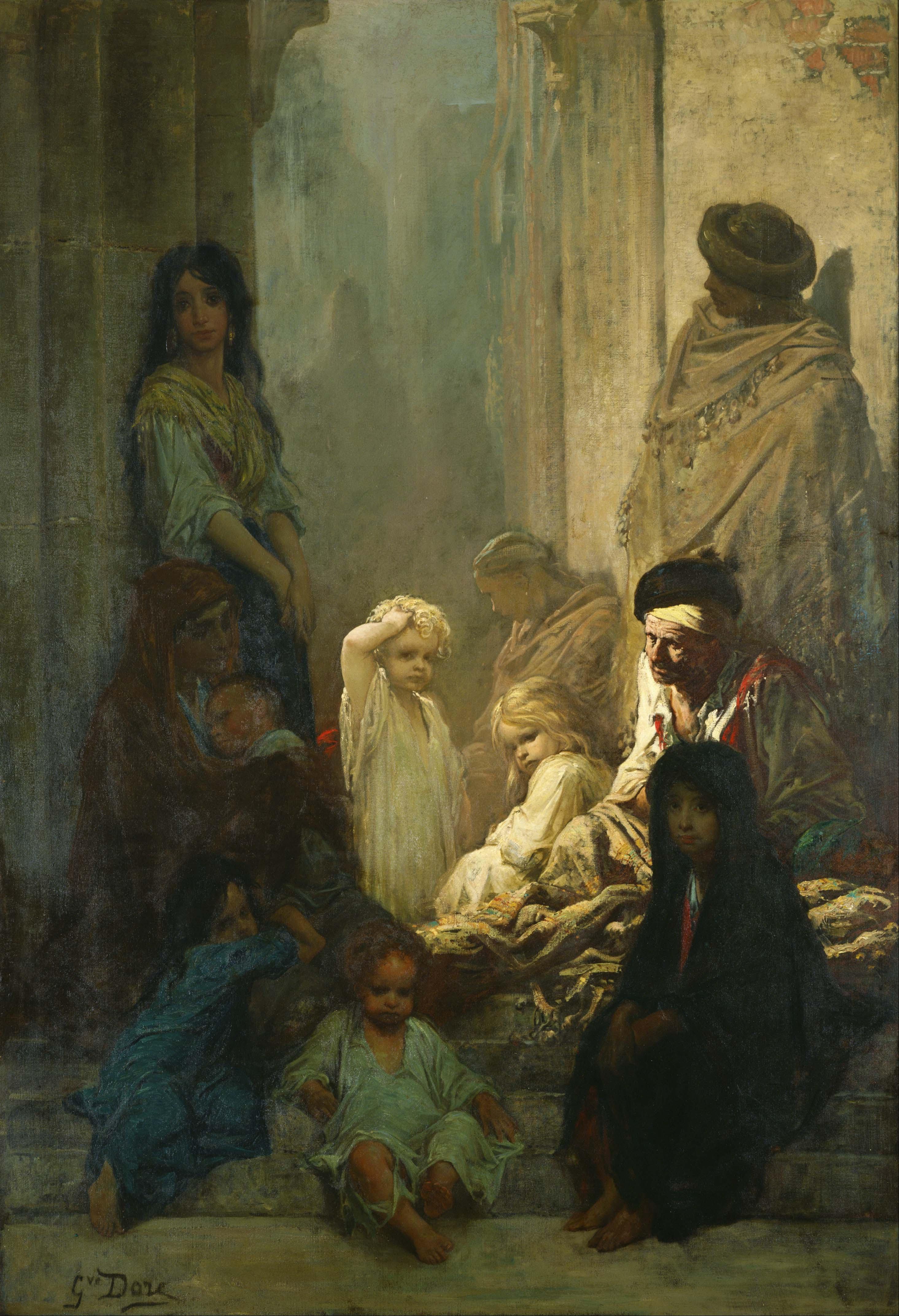 Gustave_Dore_-_La_Siesta,_Memory_of_Spain
