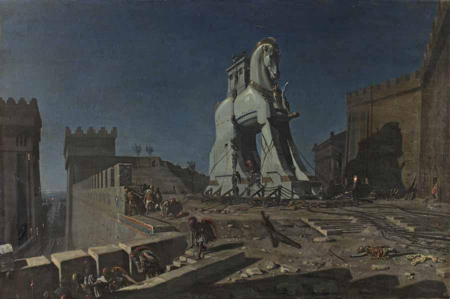 Henri-Paul-Motte_Trojan_horse