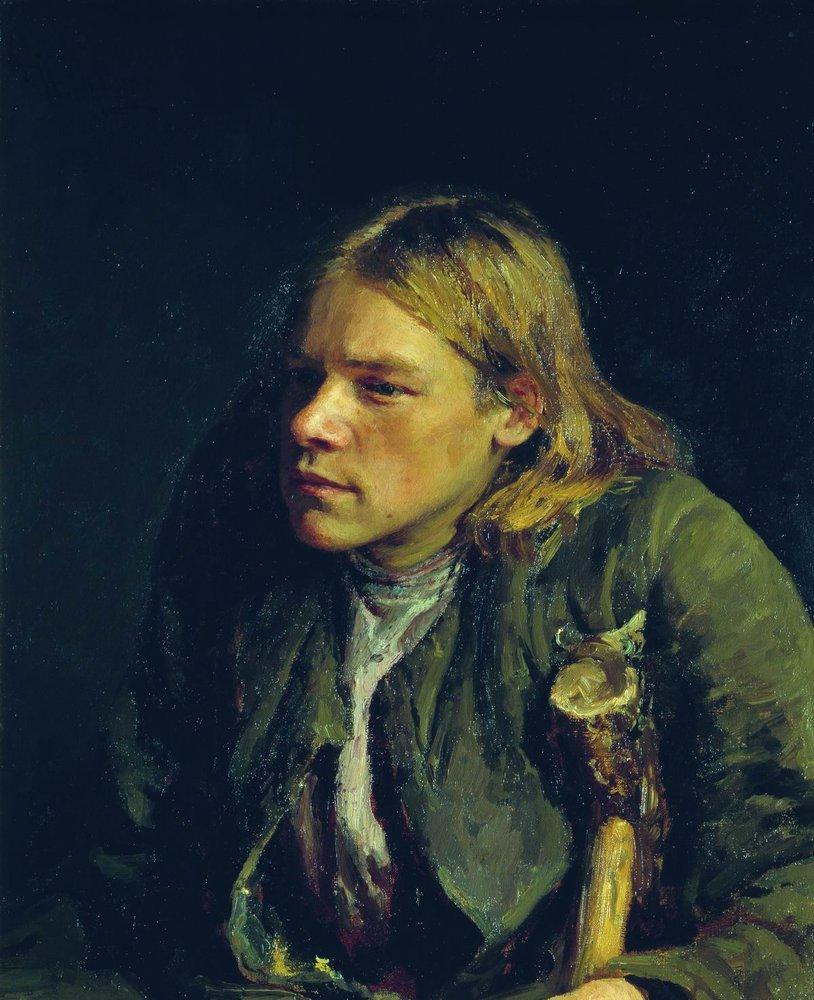 Ilya Repin - Hunchback