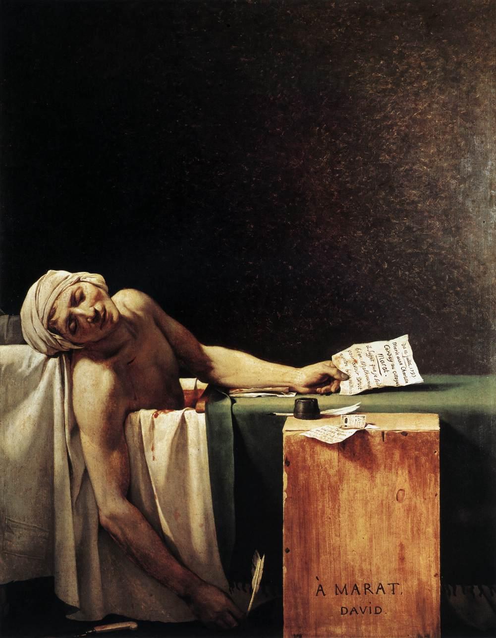Jacques-Louis-David-The-Death-of-Marat