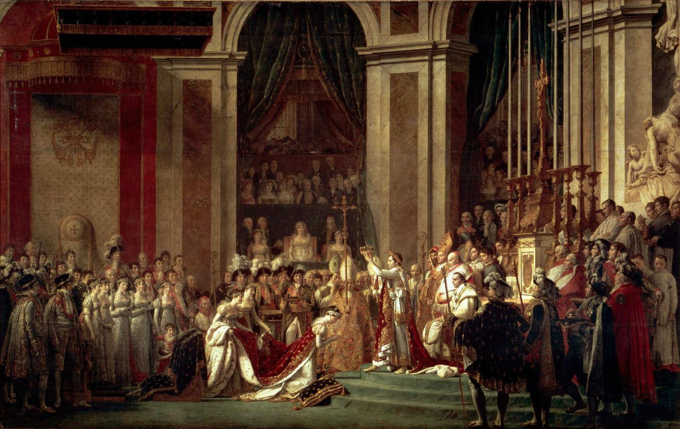Jacques-Louis_David_coronation_Napoleon