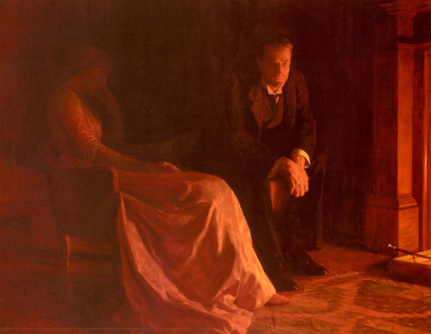 John Collier The Confession
