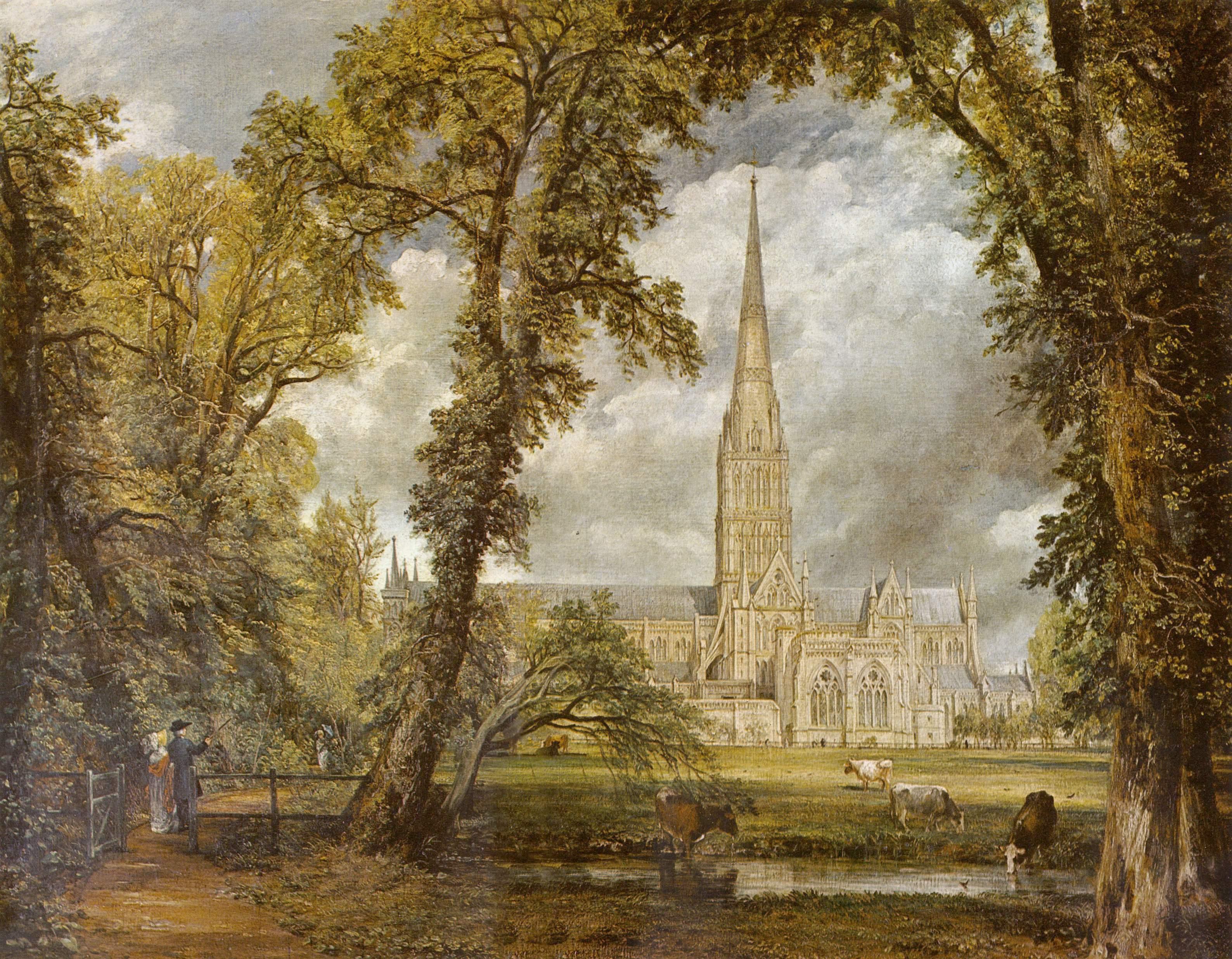 John_Constable_Salisbury_Cathedral
