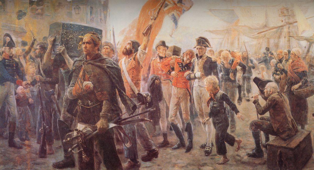 Le_retour_des_corsaires_en_1806_-_Maurice_ORANGE_pirate