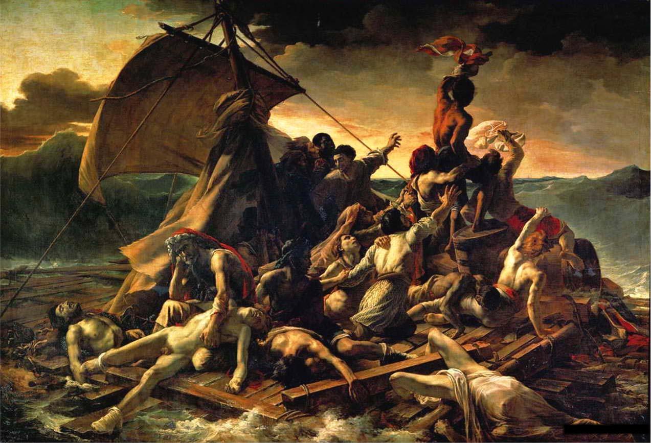 Raft_of_the_Medusa_Gericault