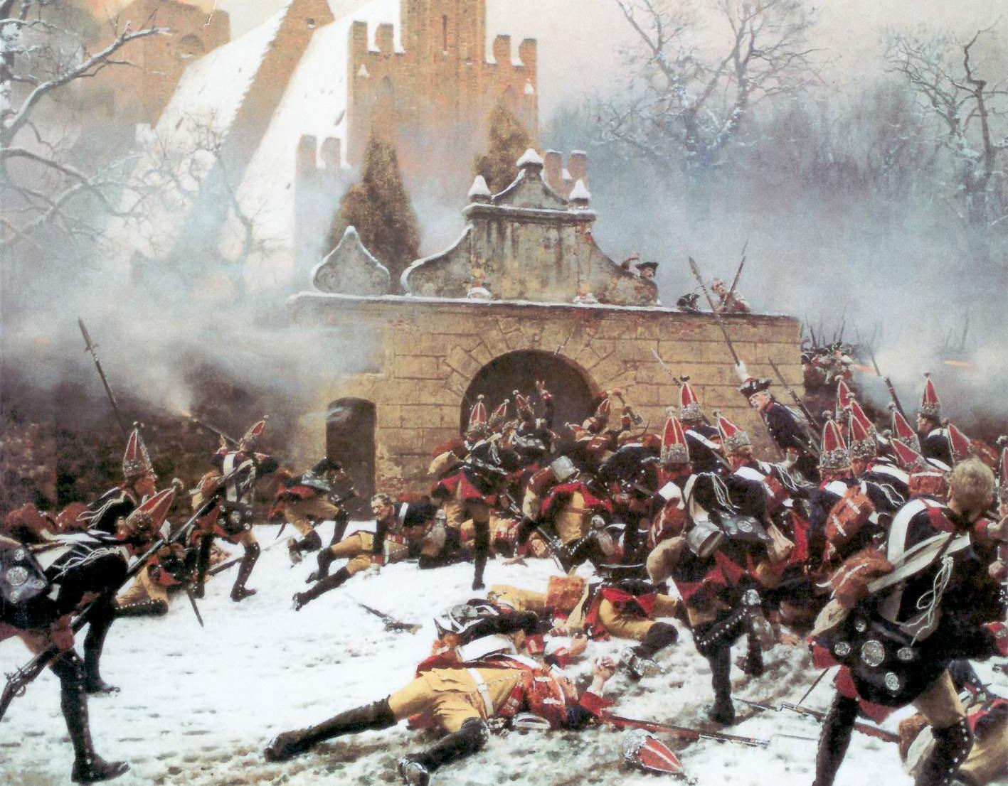 battle-of-leuthen-1757-carl-rochling-2