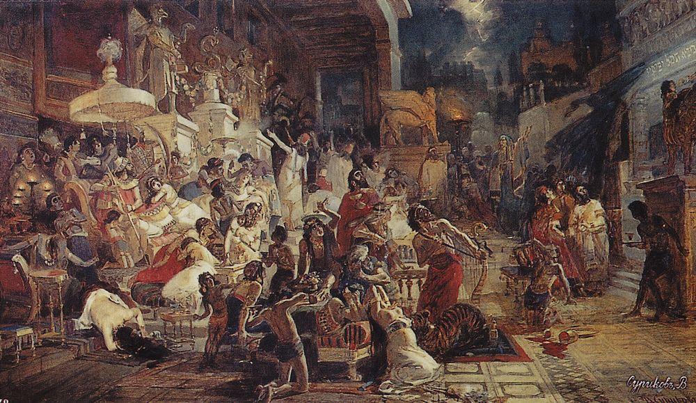 belshazzar-s-feast-1874_surikov