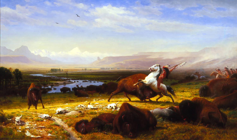 The-last_buffalo_bierstadt