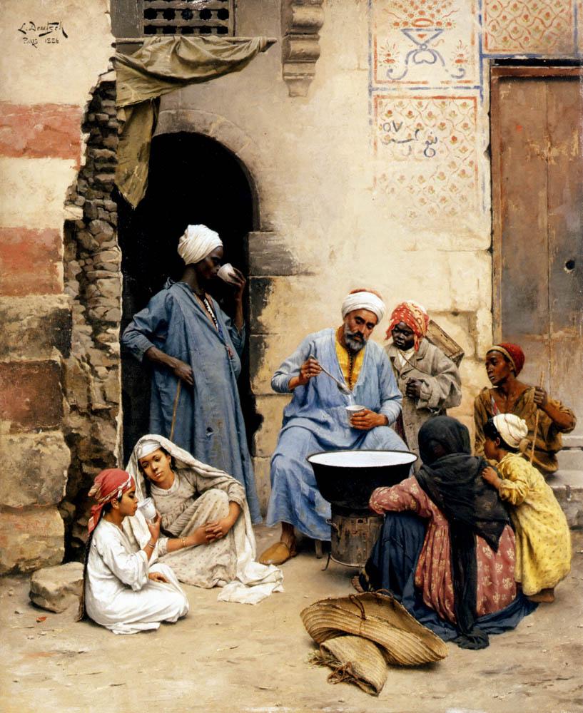 deutsch the_sahleb_vendor,_cairo