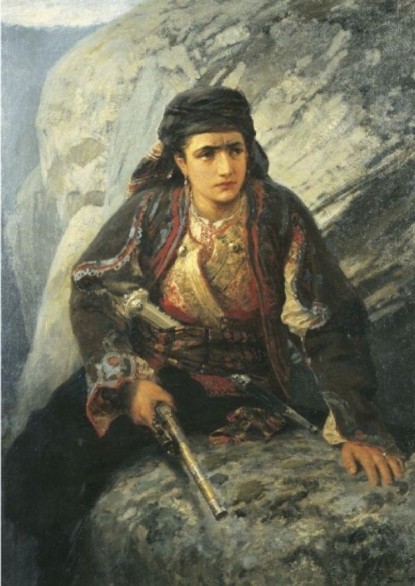 girl_on_patrol_polenov