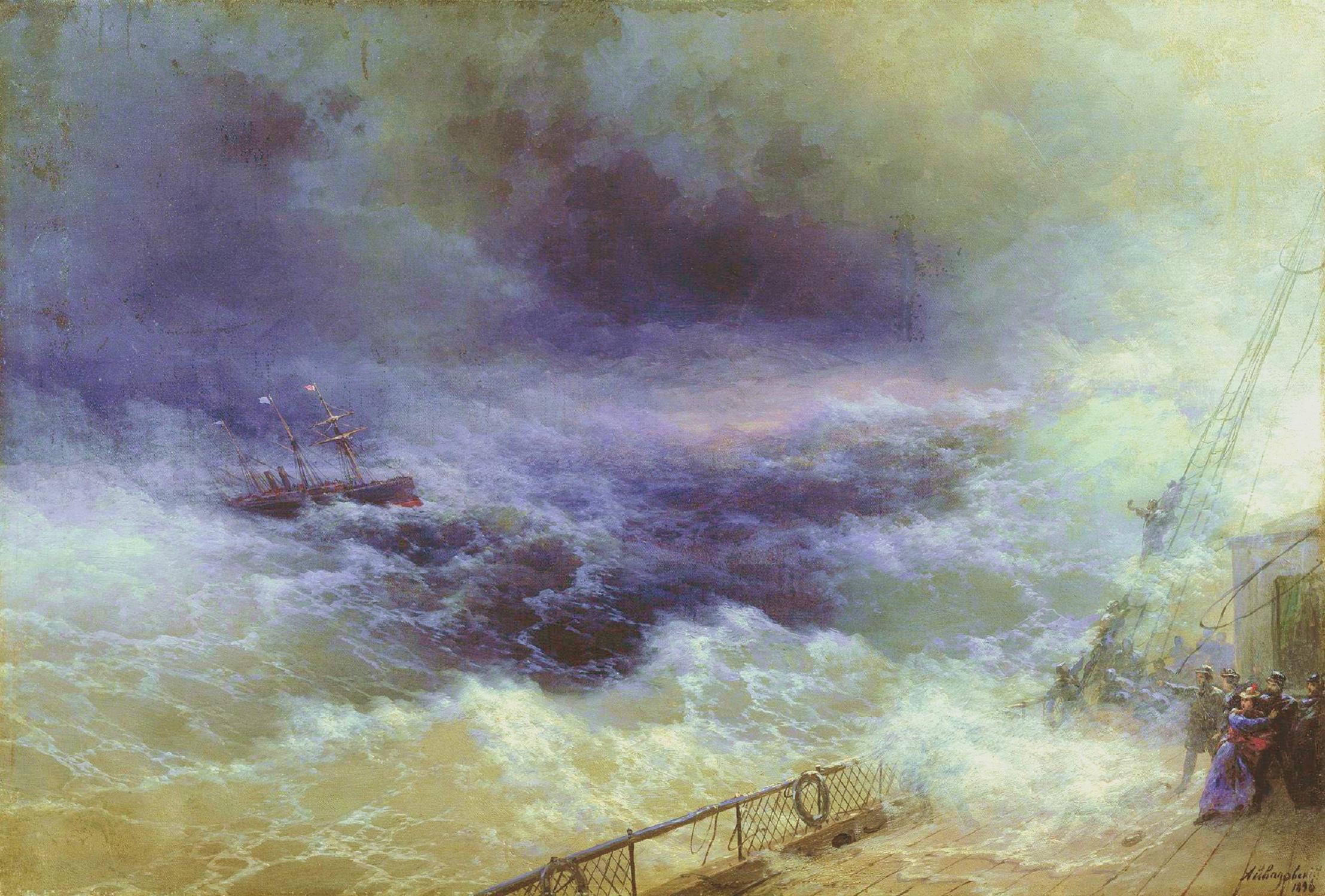 ivan-aivazovsky-ocean-1896