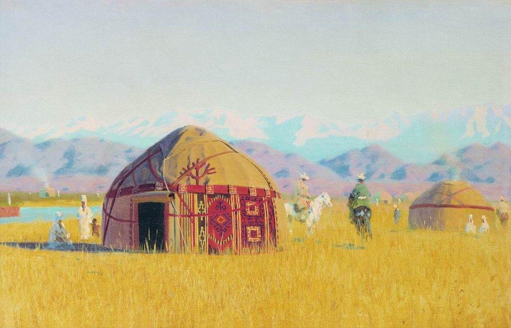 kyrgyz-tent-on-the-chu-river-1870_vereschagin