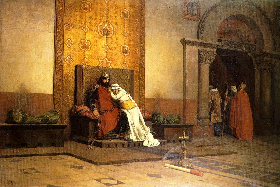 laurens_Excommuncation of Robert the Pious