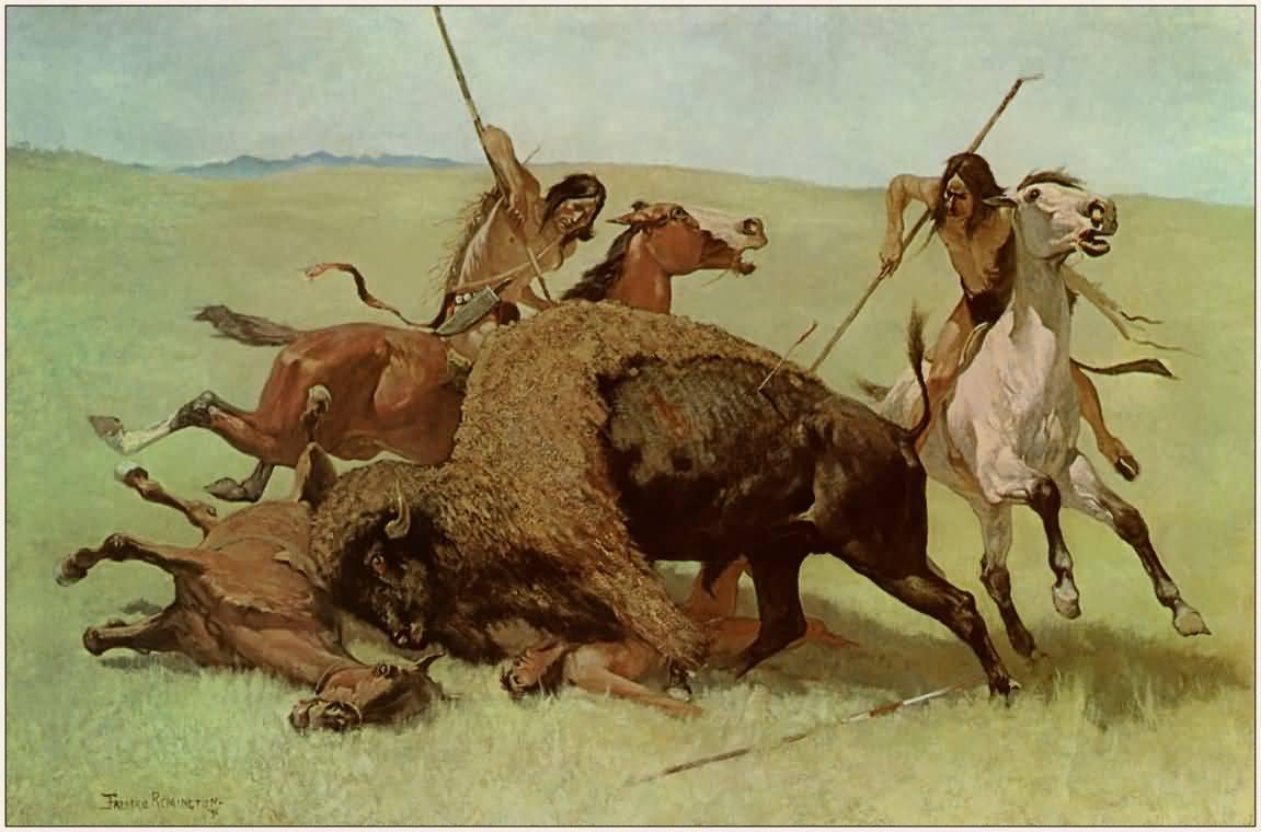 the-buffalo-hunt-1890-remington