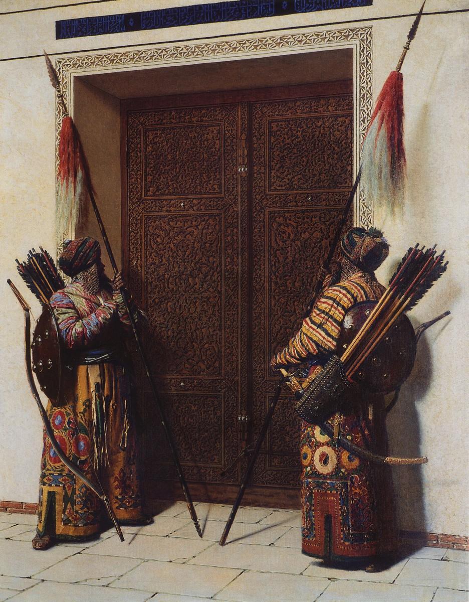the-doors-of-tamerlane-1872_vereschagin