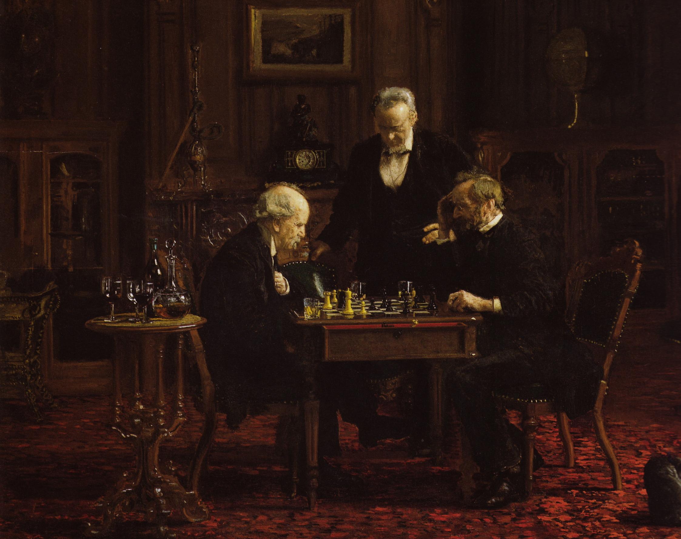 the_chess_players_thomas_eakins