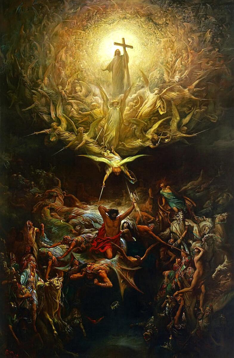 triumph-of-christianity_Dore