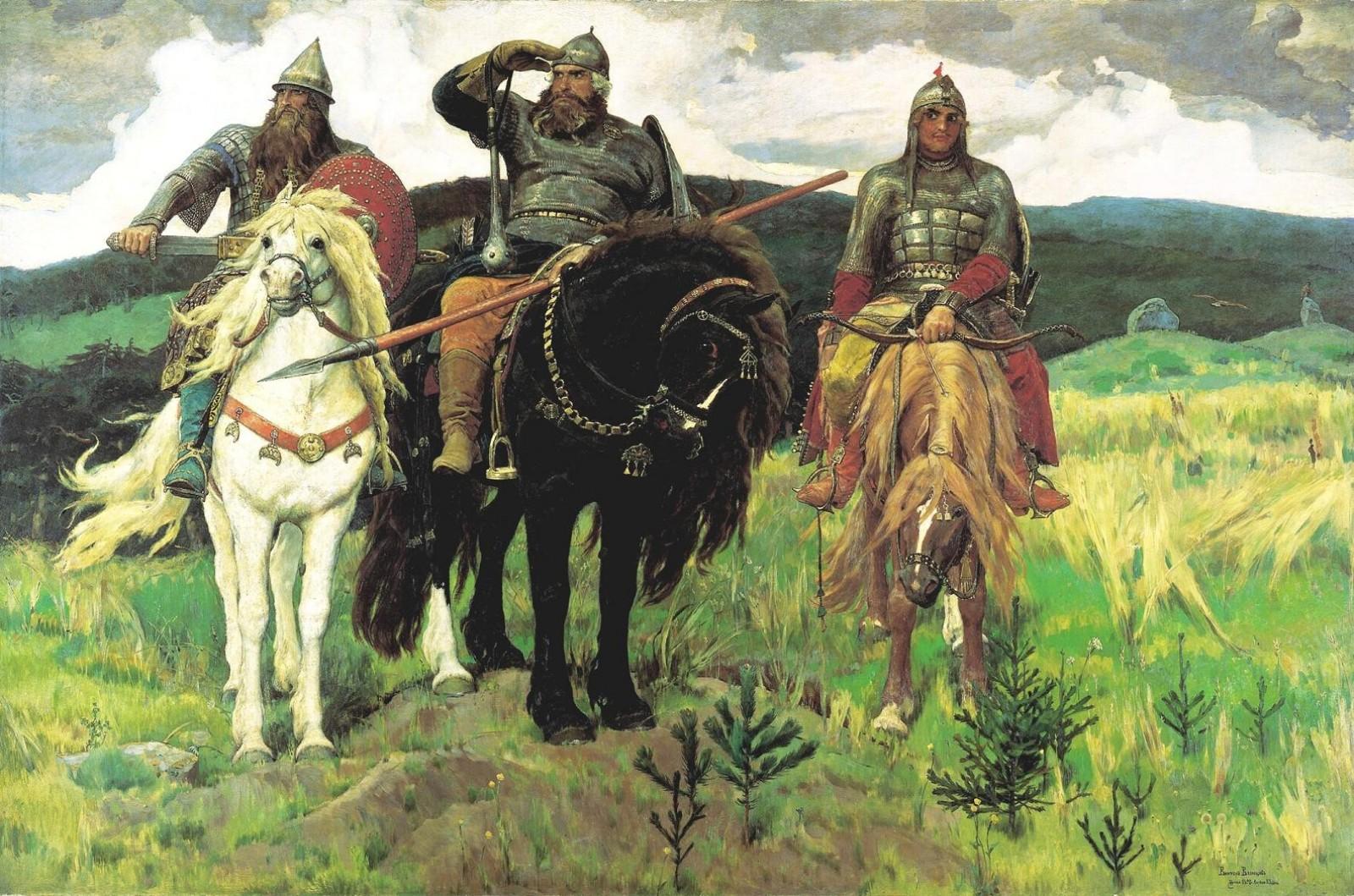 viktor-vasnetsov-three-bogatyrs-1898
