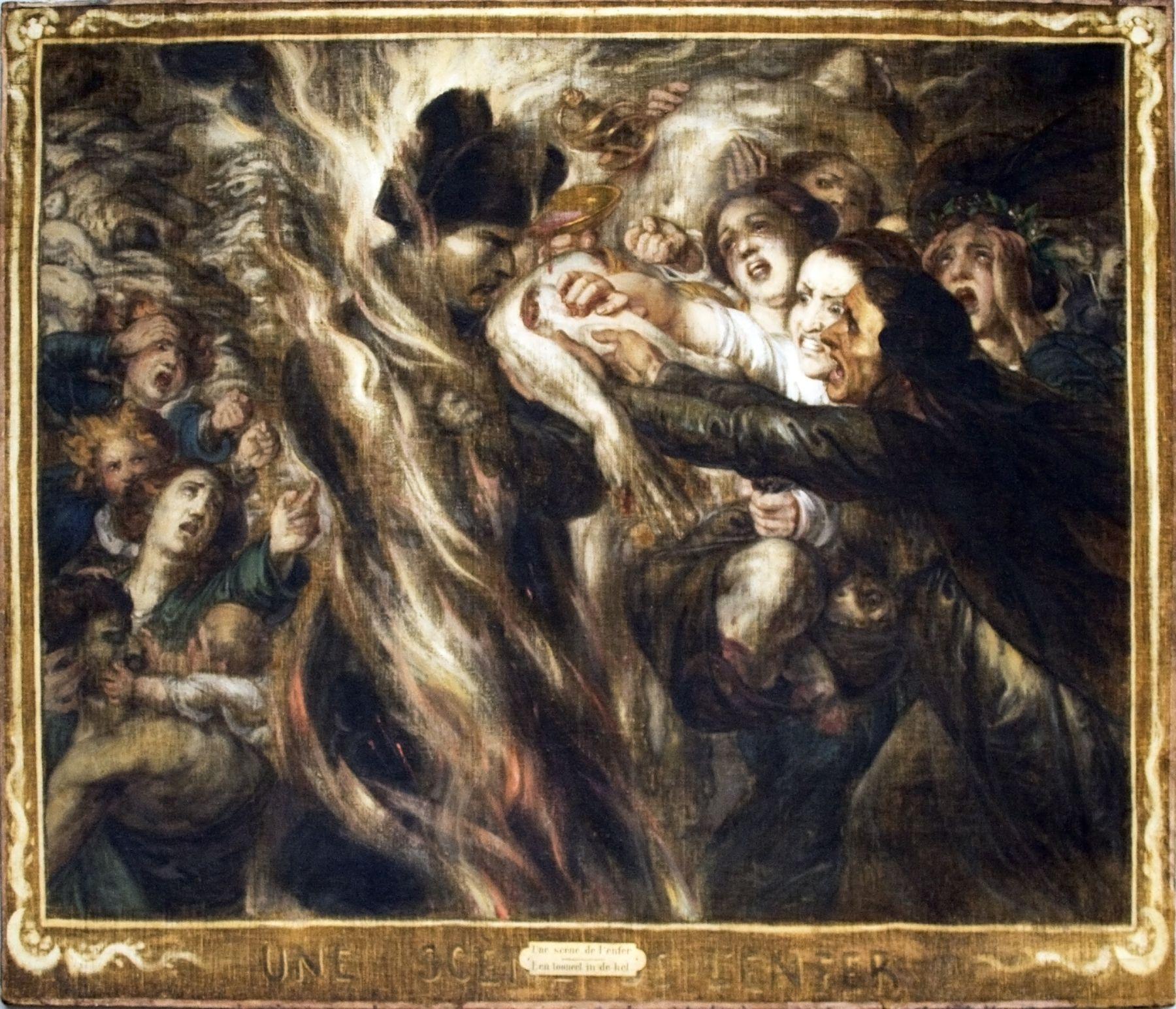wiertz_napoleon_hell