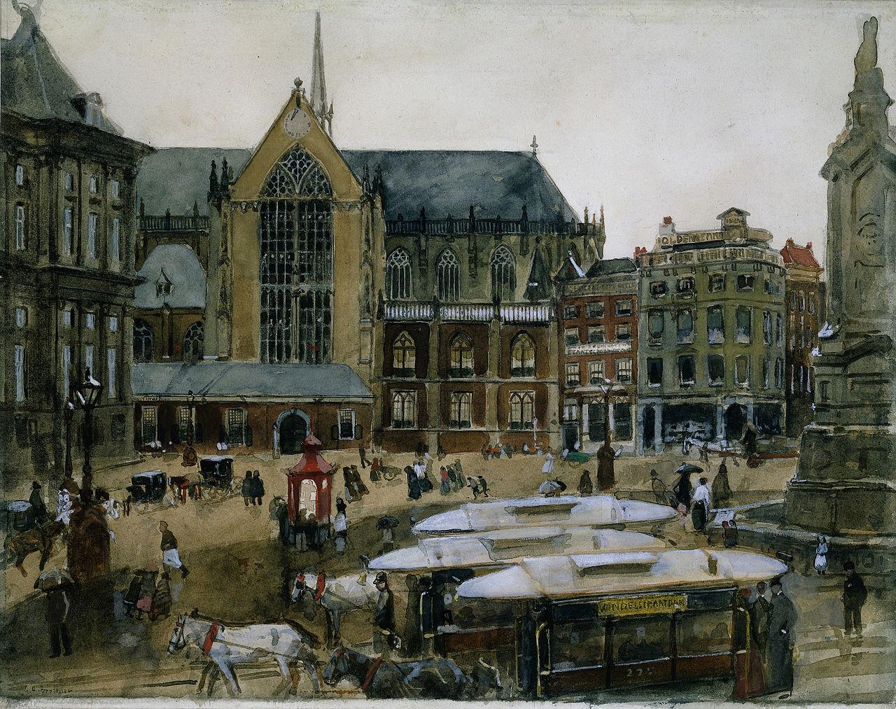 1280px-George_Hendrik_Breitner_-_Gezicht_op_de_Dam_te_Amsterdam