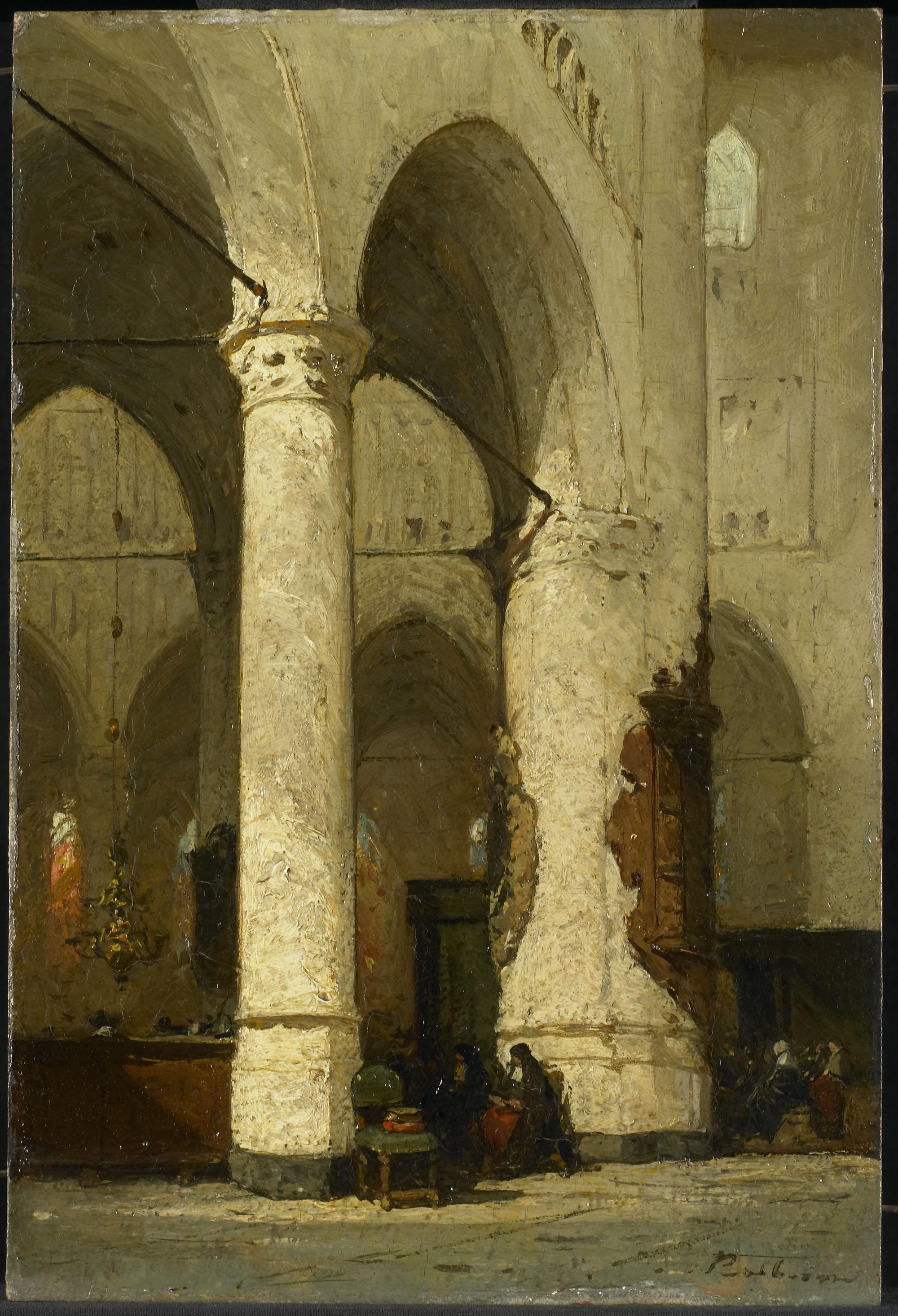 Kerkinterieur._Interieur_van_de_Hooglandsche_Kerk_te_Leiden