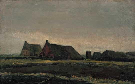 Vincent van Gogh Hutten