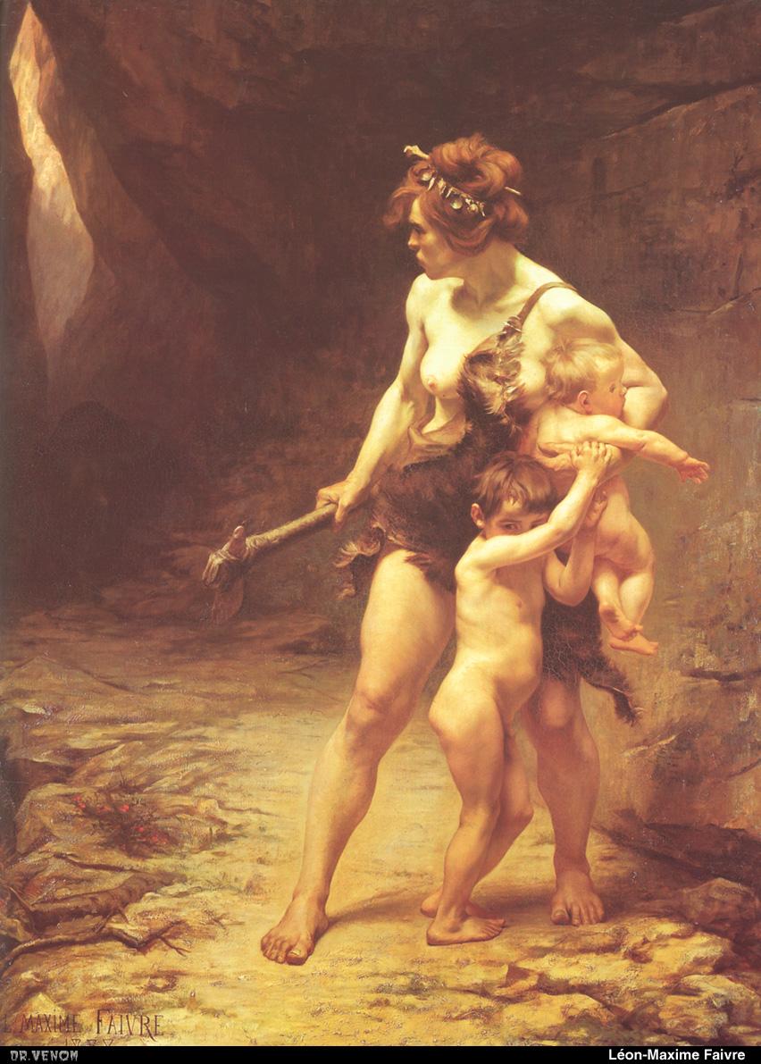 faivre_prehistoric_woman