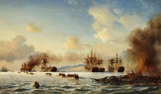 melbye_naval_battle