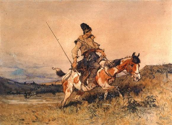 pic_B_R_Brandt Jozef Cossack Rider