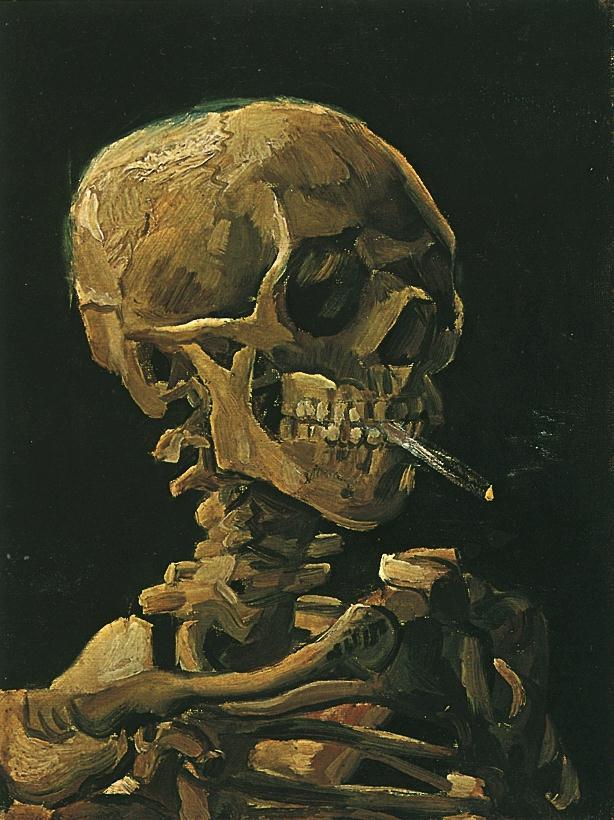 skull_van_gogh